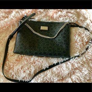 Calvin Klein chain purse